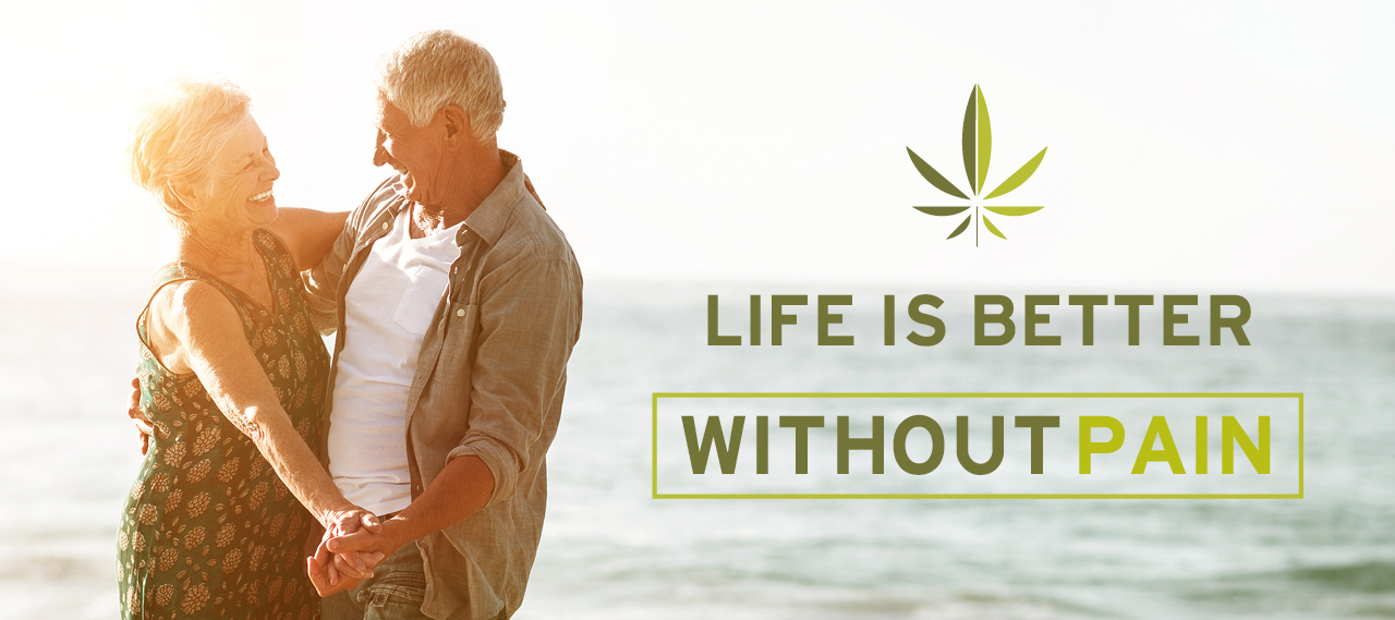 Life Is Better Without Pain | Hempfield Botanicals CBD