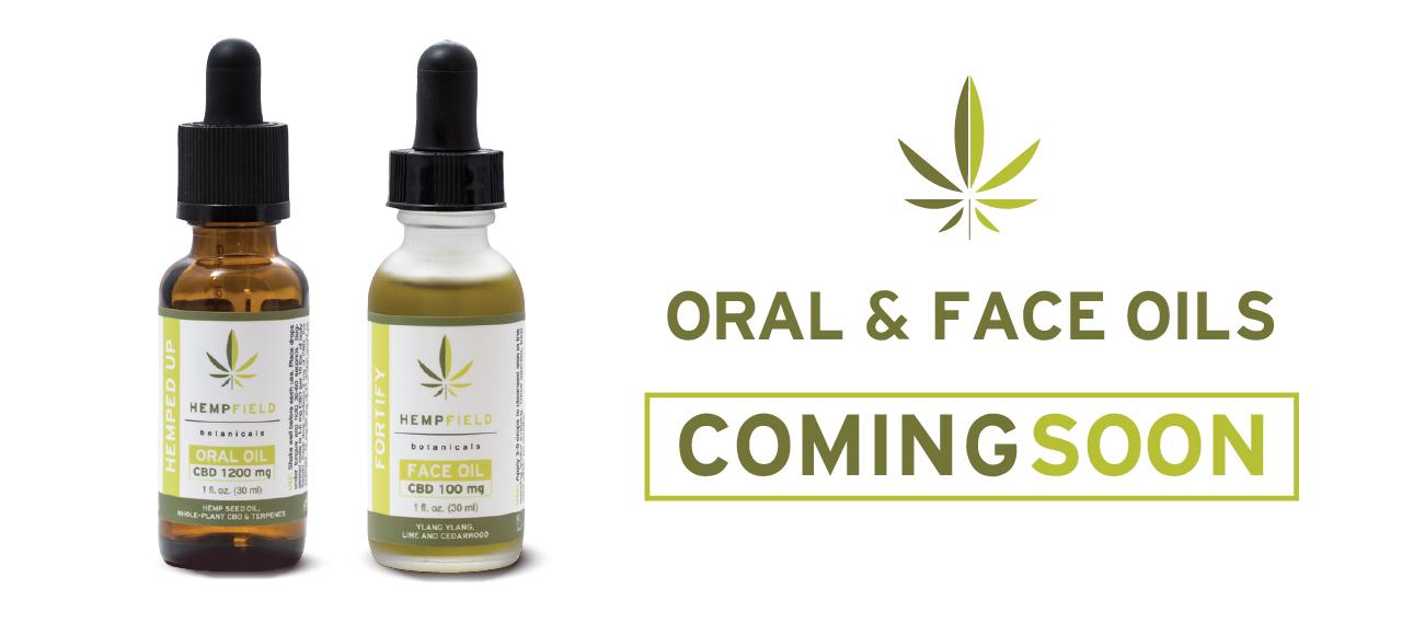 Hempfield Botanicals | CBD Oral Oils | CBD Face Oils