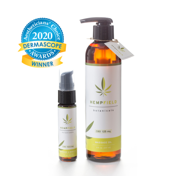 2020 Aestheticians' Choice Awards DERMASCOPE Magazine | Hempfield Botanicals