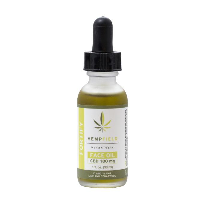 Fortify CBD Face Oil | Hempfield Botanicals
