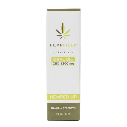 Hemped Up | 1200 MG CBD | Hempfield Botanicals