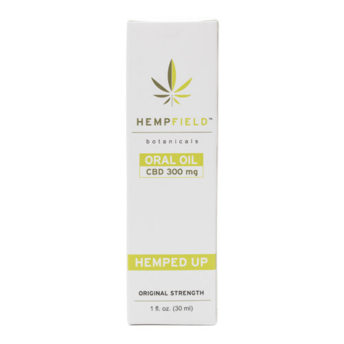 Hemped Up | 300 MG CBD | Hempfield Botanicals