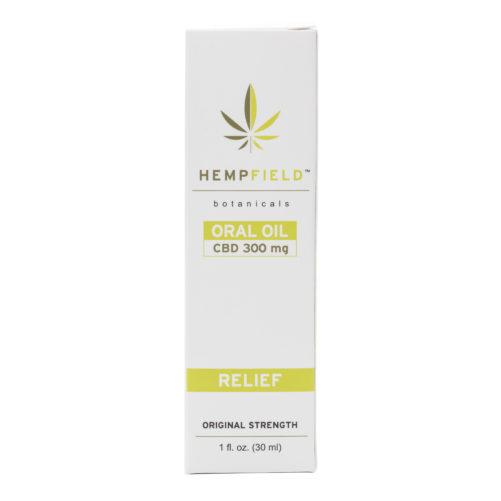 Relief | 300 MG CBD | Hempfield Botanicals