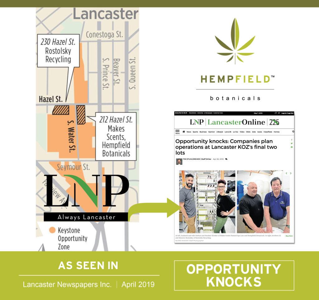 Lancaster Newspaper | Lancaster Online | Hempfield Botanicals