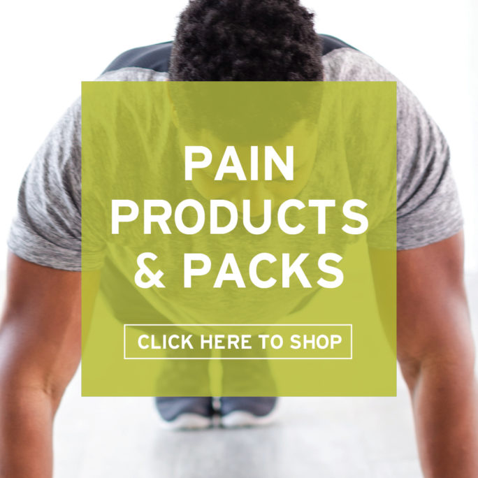 PAIN PRODUCTS & PACKS