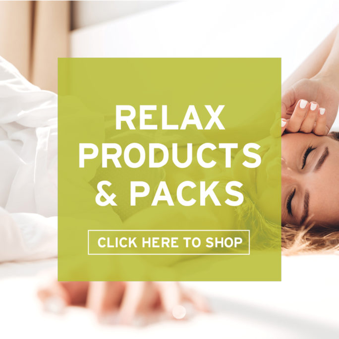 RELAX PRODUCTS & PACKS