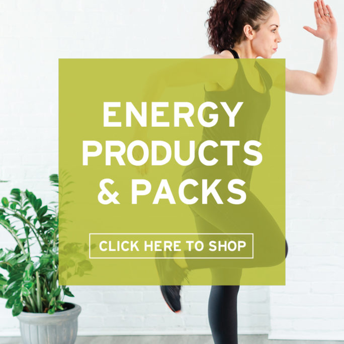 ENERGY PRODUCTS & PACKS