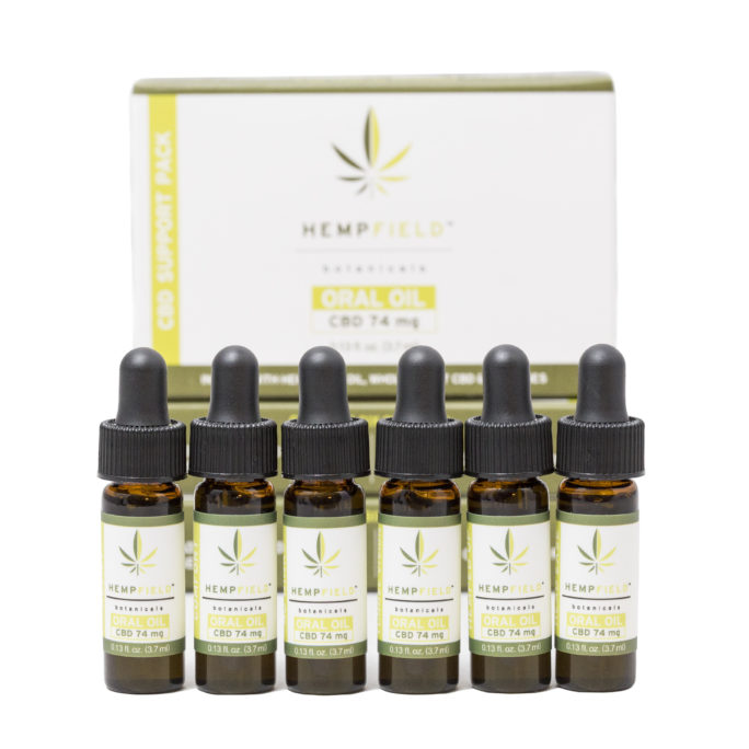 CBD Support Pack | Hempfield Botanicals