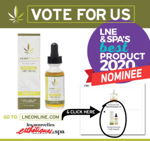 LNE & Spa Best Products 2010 | Hempfield Botanicals