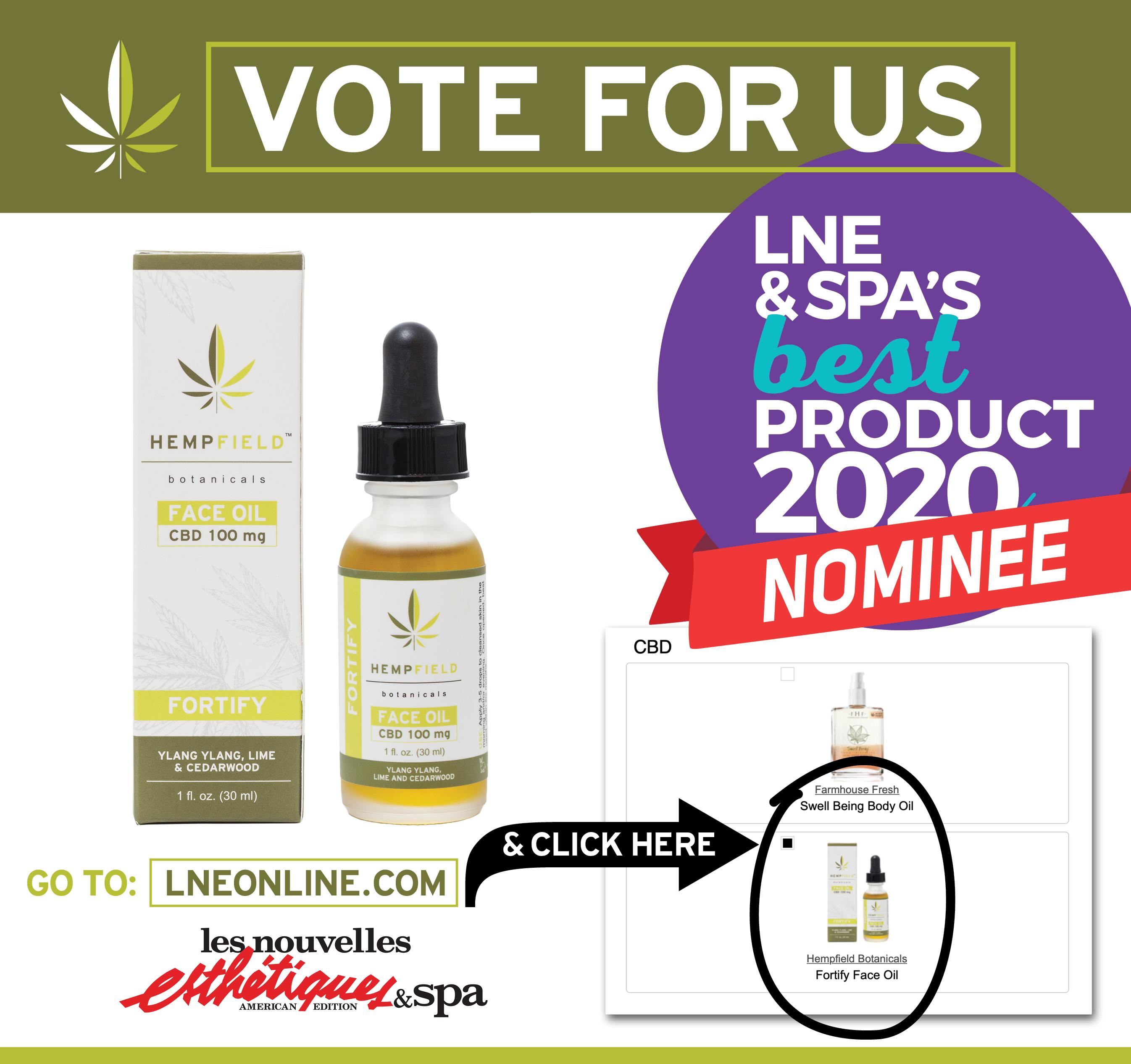 LNE & Spa Best Products 2010 | Hempfield Botanicals