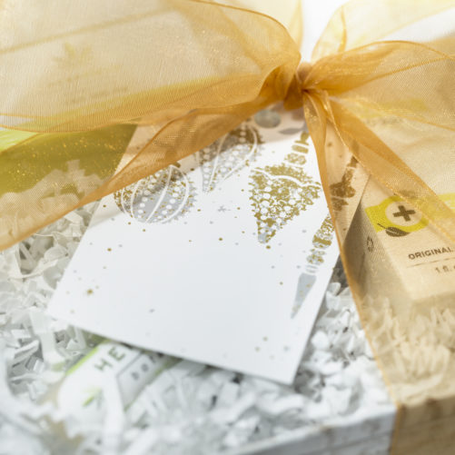 Hemp for the Holidays Gift Basket | Hempfield Botanicals