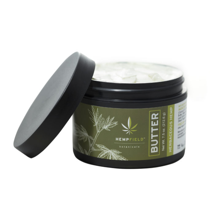Herbaceous Hemp Body Butter | Hempfield Botanicals