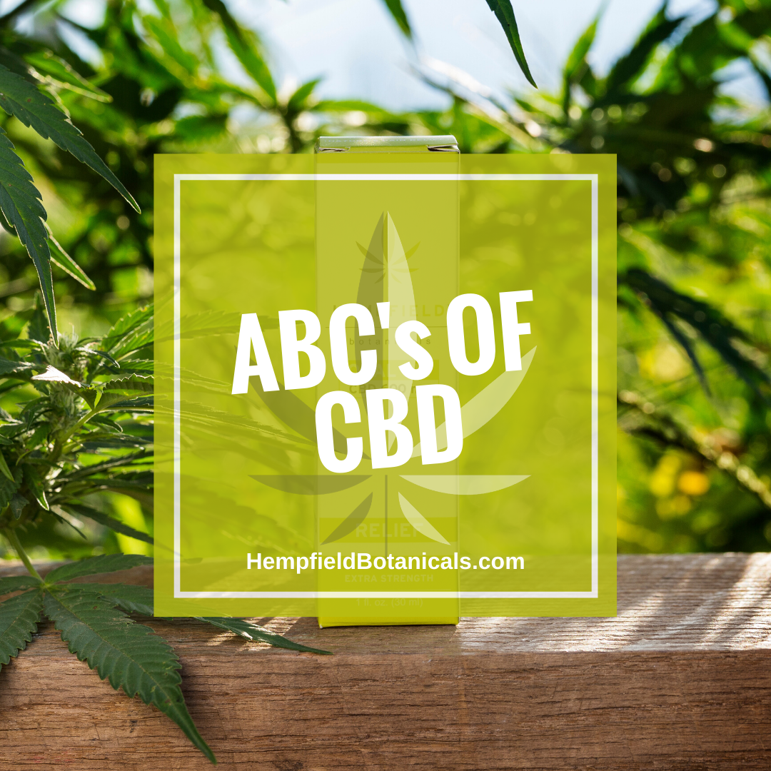Introduction to CBD | Hempfield Botanicals