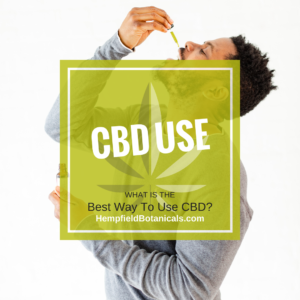 CBD Use | Bioavailability | Hempfield Botanicals