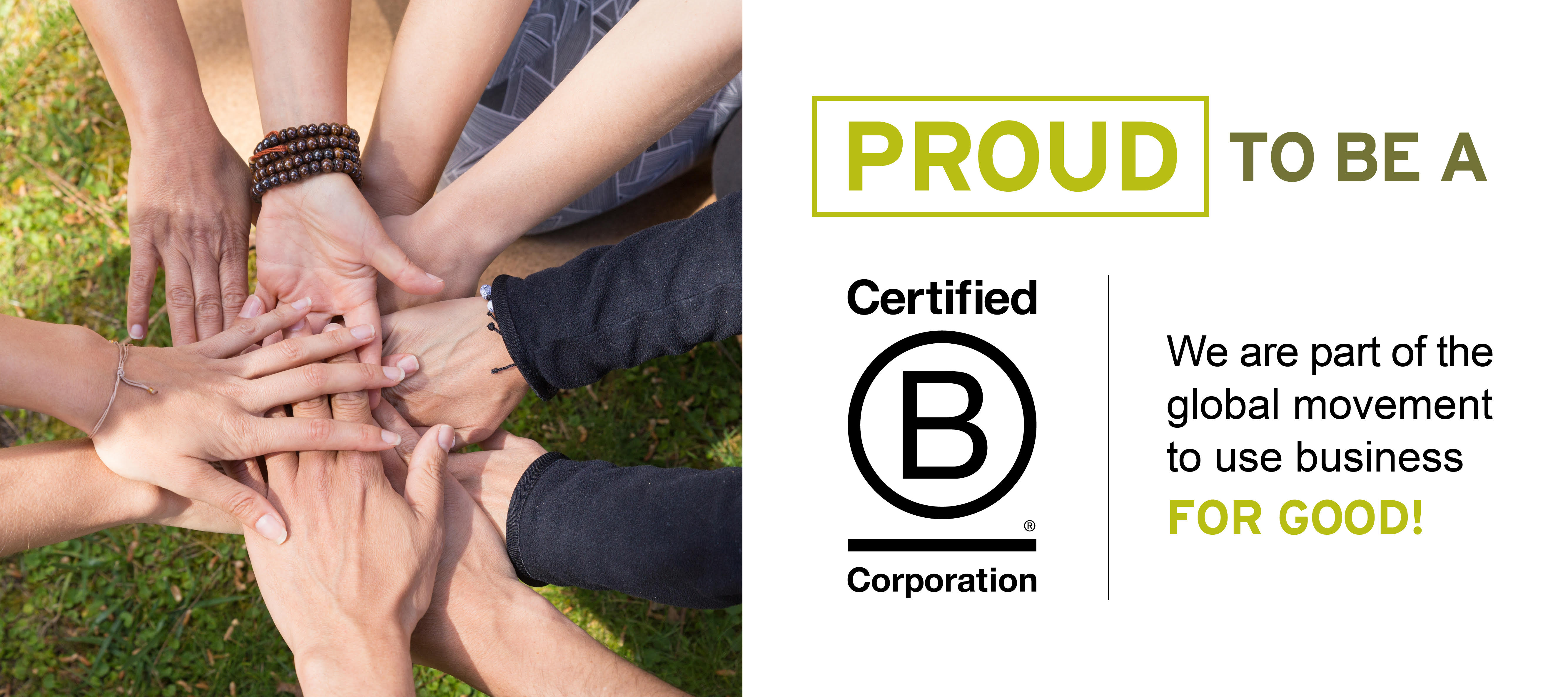 Certified B Corporation® | Hempfield Botanicals CBD
