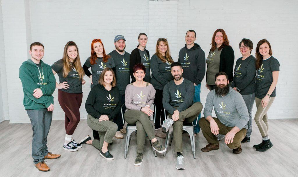Hempfield Botanicals Team