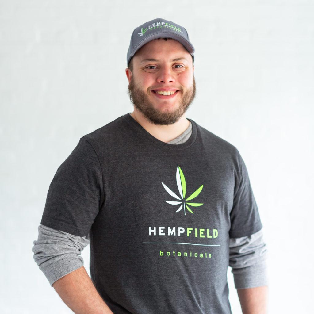 Travis | Operations Manager | Hempfield Botanicals