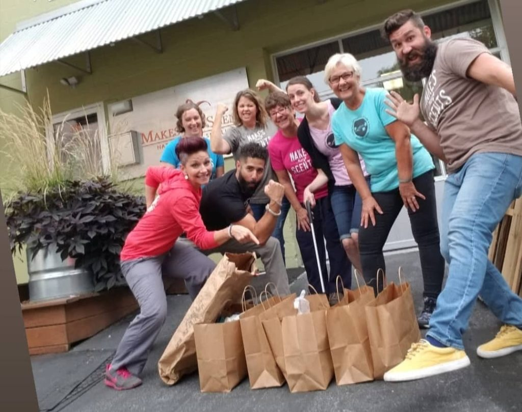How we practice Earth Day, every day | Hempfield Botanicals | Lancaster City Adopt a Block Program