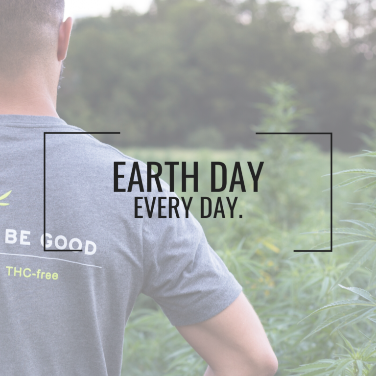 How we practice Earth Day, every day | Hempfield Botanicals